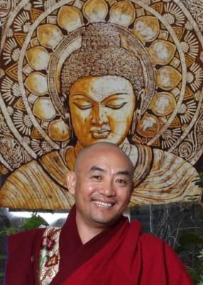 Anyen Rinpoche Springfield Vermont