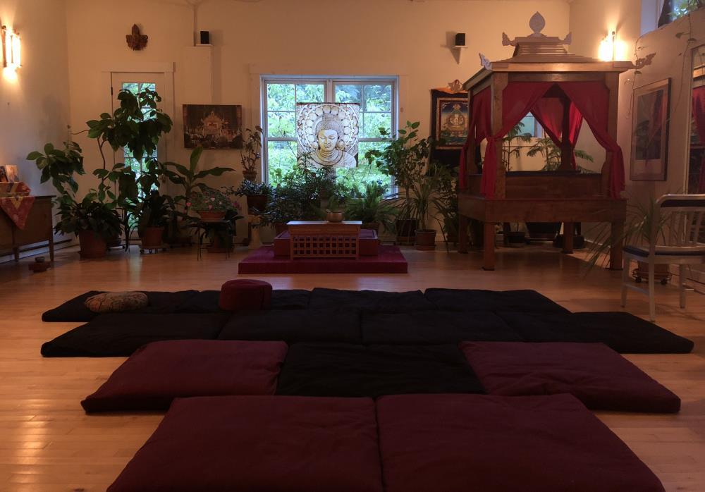 Buddhist Meditation - Springfield, Vermont