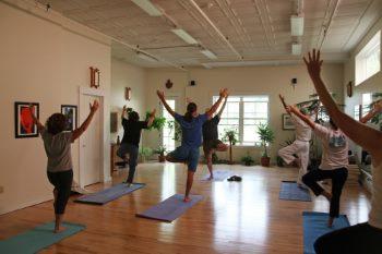 Hatha Yoga in Springfield Vermont